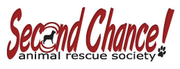 Second Chance Animal Rescue Society Logo