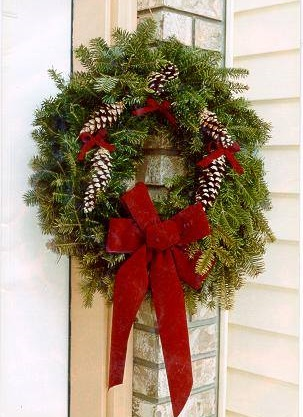 scars is selling christmas wreaths as a fundraiser again this year they are beautiful fresh 18 balsam fir wreaths that come pre decorated